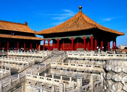 Guided Tour of the Forbidden City and Imperial Palace