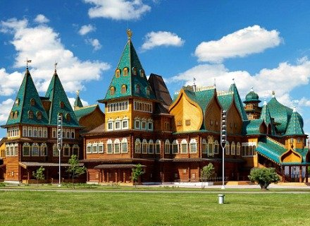 Kolomenskoye Estate - UNESCO Heritage Site and Former Tsar Residence Guided Tour
