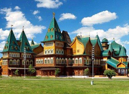Kolomenskoye Anwesen - UNESCO Weltkulturerbe und Ehemalige Zarenresidenz - Geführte Tour