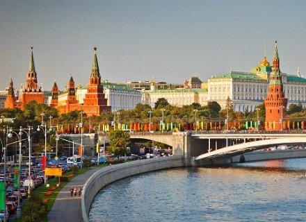 Escapade citadine en voiture à Moscou