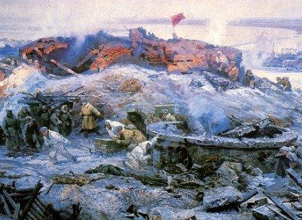 Ausflug zum Museum der Schlacht von Stalingrad (Panorama Museum)