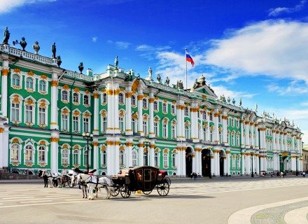 Hermitage Museum (Winter Palace) Guided Tour