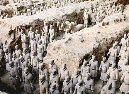 Excursion optionnelle de Pékin à Xi`an